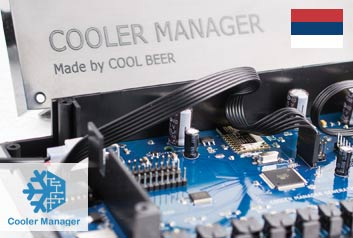 Dizajn kataloga Beograd | Studio 77 + | Cool Beer Cooler Manager